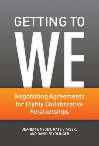 Getting to We Book Cover