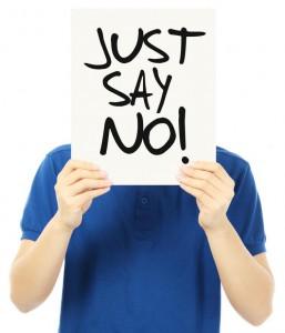 just-say-no